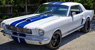 1966 Ford Mustang 289 V8 With Full Shelby GT 350 Styling