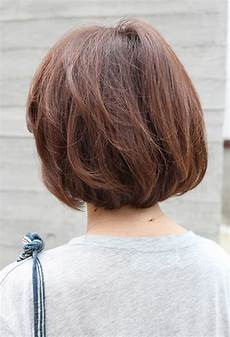 yummy chocolate coloured short bob hairstyles weekly