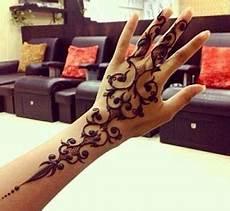macam macam desain henna dari berbagai negara contoh henna