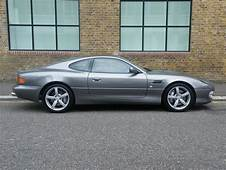 SPORTS CARS PICTURES Aston Martin DB7 GT Images
