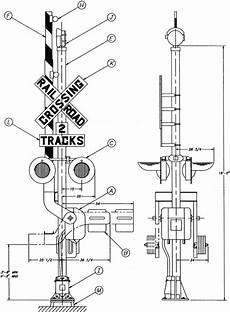 Model 10 Railroad Crossing Signal Trains And Locomotives