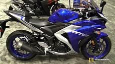 2017 Yamaha R3 Walkaround 2016 Aimexpo Orlando