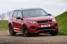 Range Rover Discovery Sport - land rover discovery sport 2017 facelift review auto express
