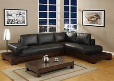 Home Decor Ideas With Black Sofa by Black Furniture Living Room Ideas Homesfeed