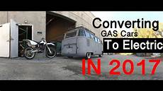 Auto Mit Gas - converting gas cars to electric in 2017 vlog 1