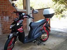 Suzuki Nex Modif by Kumpulan Foto Hasil Modifikasi Motor Suzuki Nex Terbaru