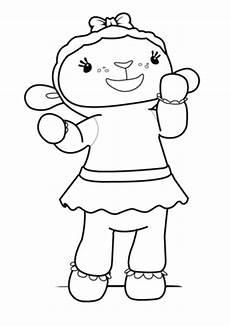 bojanke doktorica pliško bojanke za printanje sketch coloring page