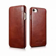 iphone 7 tasche echt leder schutz h 252 lle f 252 r apple iphone 7 7 plus flip