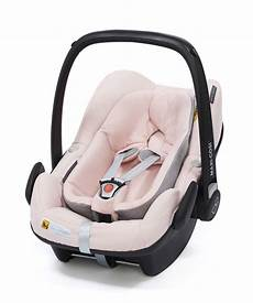Maxi Cosi Infant Car Seat Pebble Plus 2019 Blush Q Design