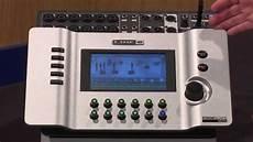 Line 6 Stagescape M20d Live Sound Digital Mixer Overview
