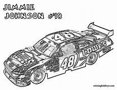 nascar coloring pages to and print for free