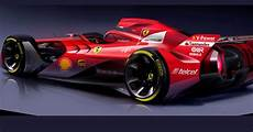 Reveal New Pictures Of F1 Concept Car As Pressure