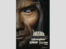 elimination chamber predictions