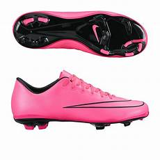 youth mercurial vapor x fg soccer cleats hyper pink black