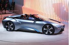 bmw i8 concept spyder bmw i8 concept spyder motoring middle east car news