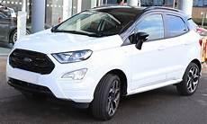 Datei 2018 Ford Ecosport St Line Facelift 1 0 Front Jpg