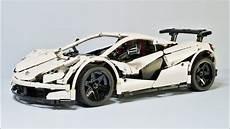 lego technic icarus supercar with sbrick