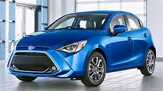 auto shows 2020 toyota yaris hatchback preview