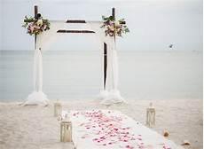 diy beach wedding centerpieces and decor a chic mermaid