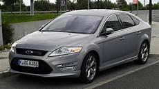 Ford Mondeo Titanium - file ford mondeo titanium s ba7 facelift frontansicht