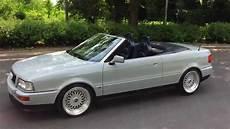 audi 80 cabrio audi 80 cabriolet exclusive grey 2 8 1994 automatic recaro