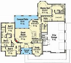 house plans with safe room secluded master suite and a safe room 48445fm
