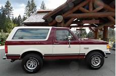 automobile air conditioning service 1991 ford bronco head up display 1991 ford bronco xlt rust free survivor extremely clean with 90 original paint