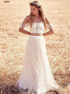 Brautkleid Boho Chic - 25 beautiful boho chic wedding dresses bohemian chic