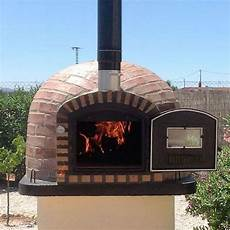 four a bois exterieur portugais 34429 pizza oven rustic with insulation bragaovens