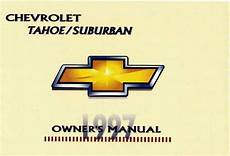 free auto repair manuals 1997 chevrolet tahoe regenerative braking 1997 chevrolet tahoe owners manual just give me the damn manual