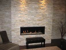 kamin modern naturstein fireplaces wall daringroom escapes