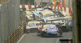 FIA GT World Cup 2017 At Macau The Most Expensive Racing