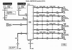 97 explorer radio wiring diagram i am trying to install an after market stereo in my 97 explorer xlt using an adapter harness and