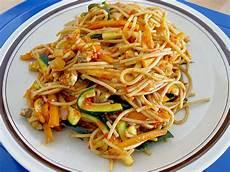 Spaghetti Mit Gemüse - gem 252 se spaghetti rezept mit bild isabel85 chefkoch de