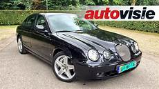 Peters Proefrit 7 Jaguar S Type R 2003