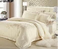 piumoni matrimoniali ikea wholesale luxury white silver gold silk satin bedspreads