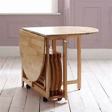 Apartment Furniture Kitchen Table by Folding Dining Table On Wheels Foldable Chairs That Fit