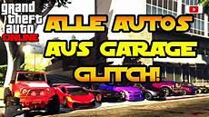 gta v autos aus garage gta 5 alle autos aus garage glitch ps4 xbox