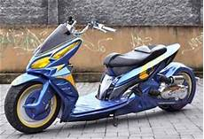 Modifikasi Vario 2008 by Auto Njing Modifikasi Honda Vario 2008
