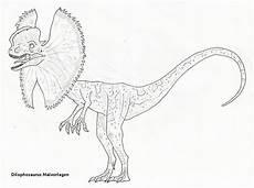 malvorlagen jurassic world wiki jurassic park ausmalbilder inspirierend dilophosaurus