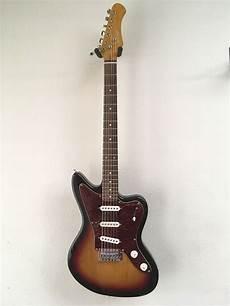 Stagg M350 Jaguar Stratocaster Reverb