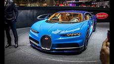 2017 Bugatti Chiron What S An 3 Mph