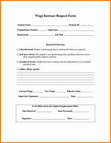 7 salary change form template technician salary