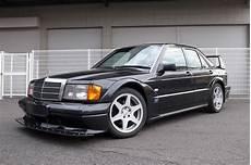 mercedes evo 1 there s a 1991 mercedes 190e 2 5 16v evo ii for