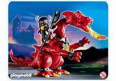 Playmobil Ausmalbilder Drachen Roter Drache 3327 B Playmobil 174