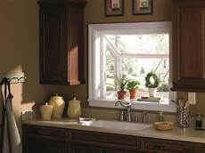 Decorating Ideas For Kitchen Window Treatments by Window Treatment Ideas For Difficult To Decorate Windows