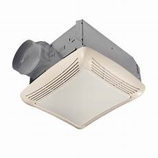 Home Depot Bathroom Fan Timer by Nutone 50 Cfm Ceiling Exhaust Bath Fan With Light 763n