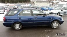 1998 Suzuki Baleno Kombi 1 6 Air Ahk Checkbook Care
