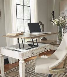 antique white home office furniture realyn antique white home office lift top desk sandhills