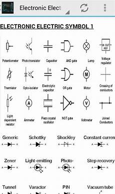 electrical electronic symbols android apps play